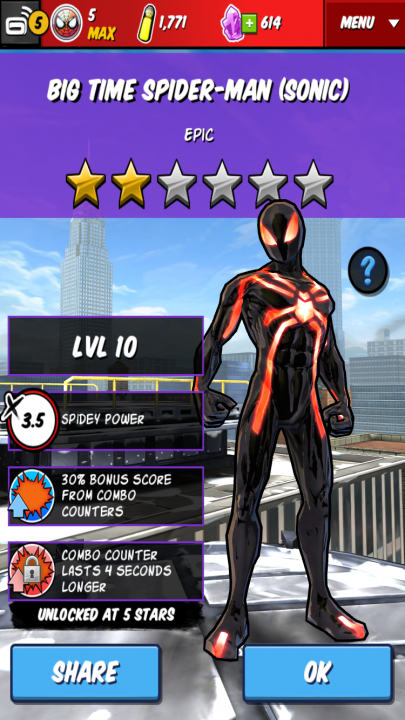 Spider-Man Unlimited portal