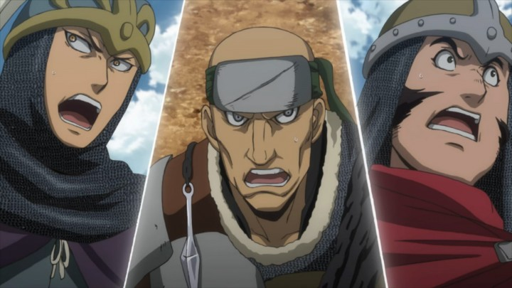 Arslan Senki new-allies