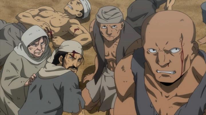 Arslan Senki slaves