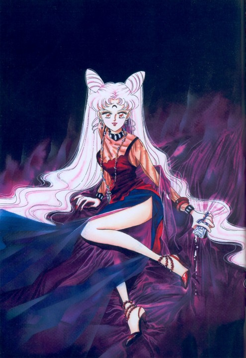 Black Lady cosplay naokotakeuchiblacklady