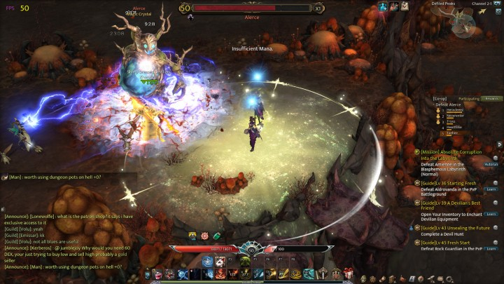 Devilian world-boss