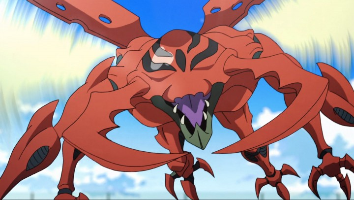 Digimon Adventure tri Monster