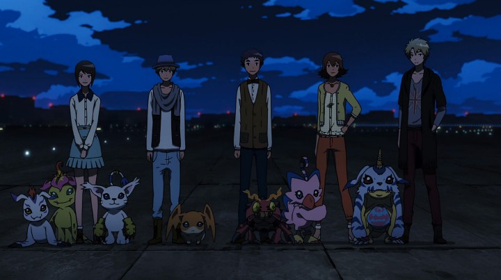 Digimon Adventure tri The-Gang