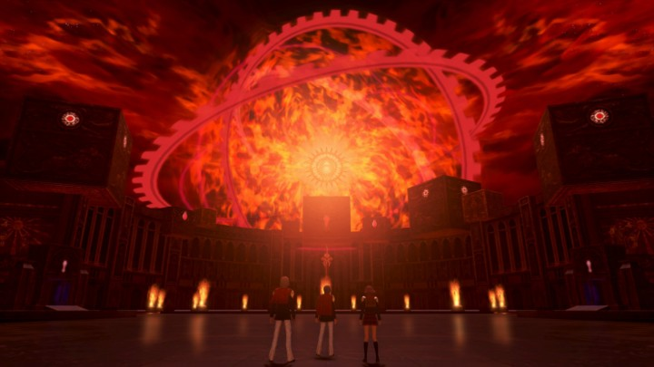 Final Fantasy Type-0 final dungeon
