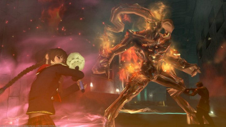 Final Fantasy Type-0 ifrit