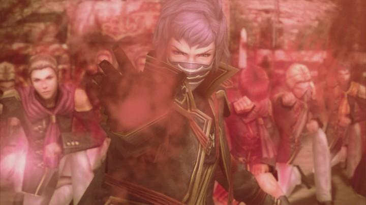 Final Fantasy Type-0 kurasame