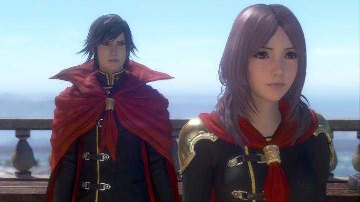 Final Fantasy Type-0 machina rem