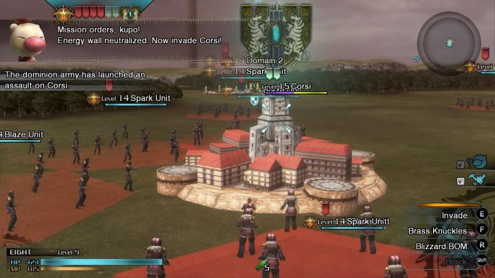 Final Fantasy Type-0 rts