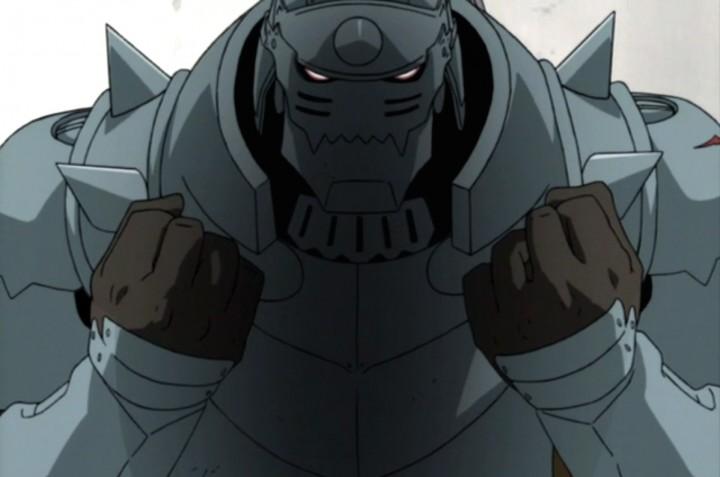 Fullmetal Alchemist Al_angry