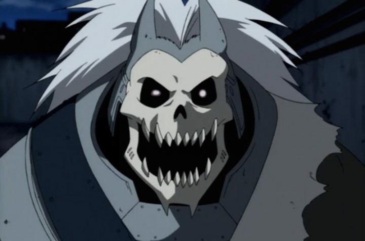 Fullmetal Alchemist Barry