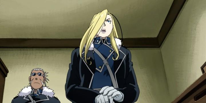 Fullmetal Alchemist Brotherhood Armstrong