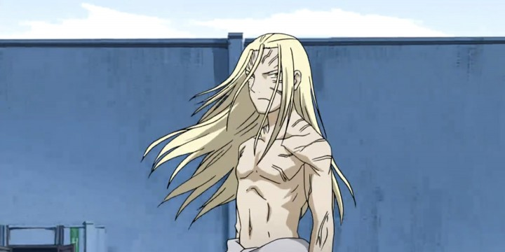 Fullmetal Alchemist Brotherhood Father_World