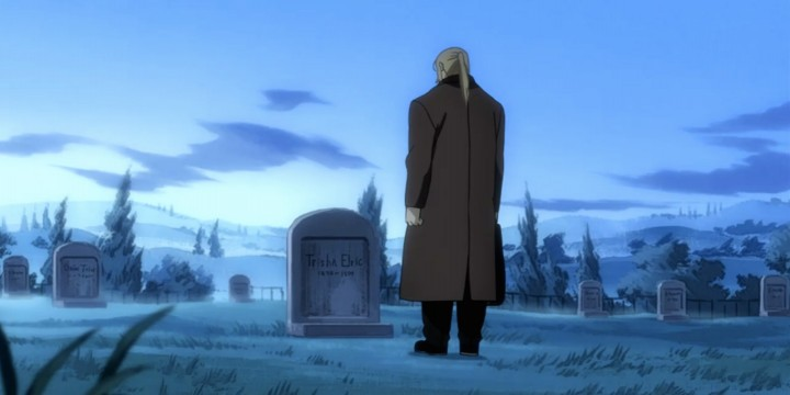 Fullmetal Alchemist Brotherhood Hohenheim_end