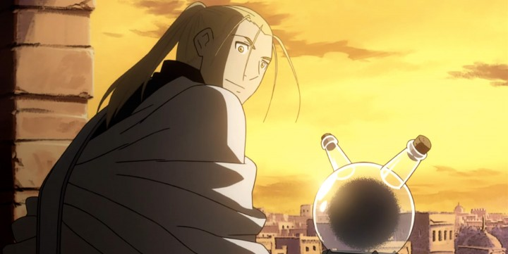 Fullmetal Alchemist Brotherhood Hohenheim_past