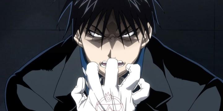 Fullmetal Alchemist Brotherhood Psycho_Mustang