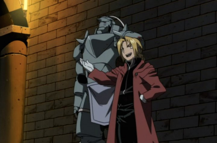 Fullmetal Alchemist Ed_and_Al