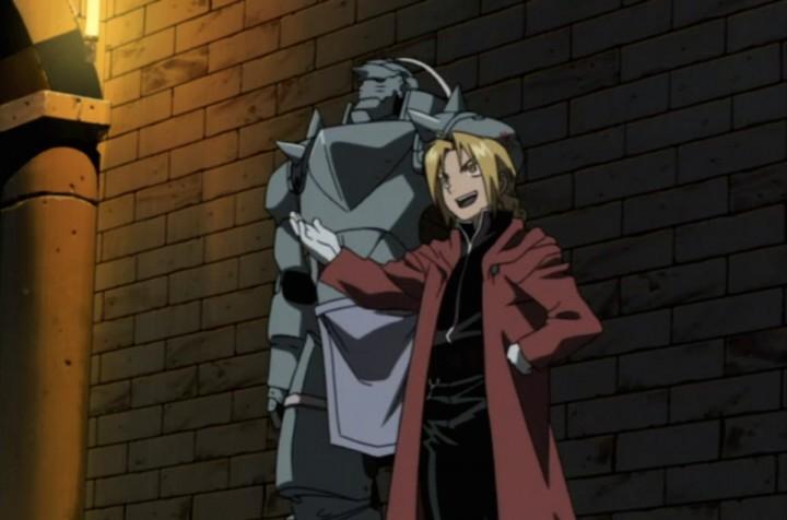 Fullmetal Alchemist Ed_and_Al