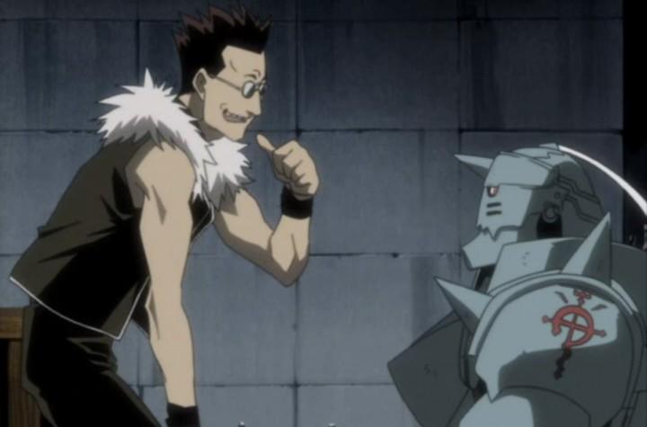 Fullmetal Alchemist Greed