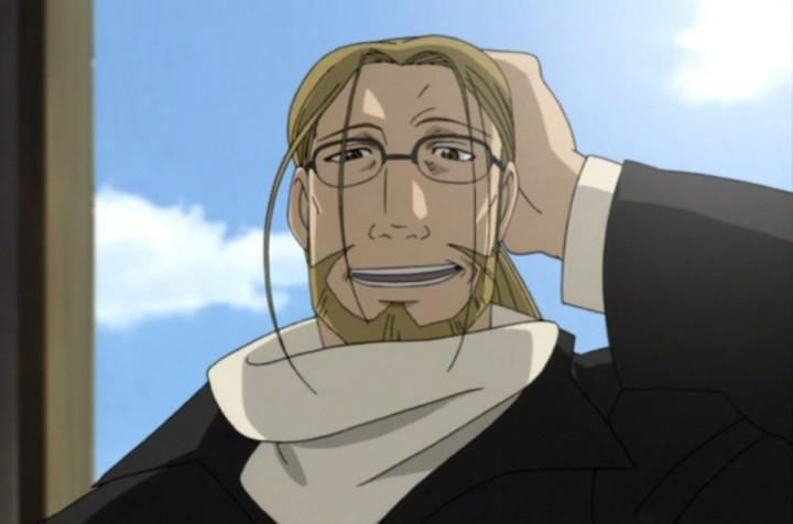 Fullmetal Alchemist Hohenheim