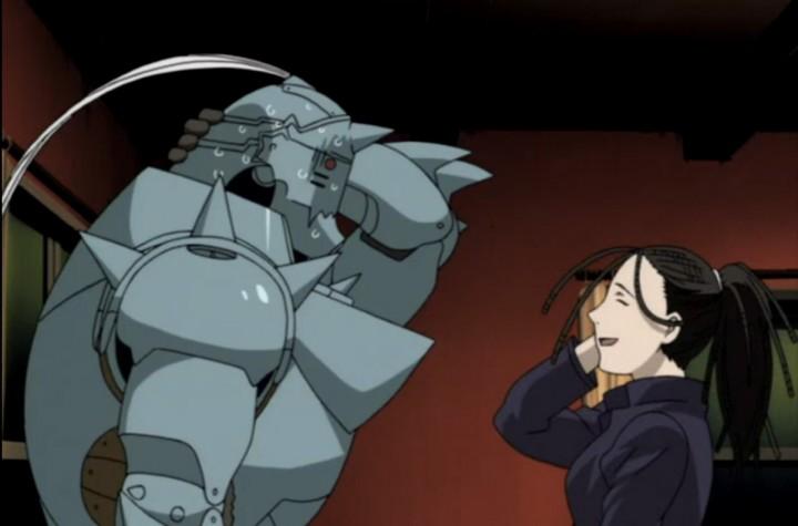 Fullmetal Alchemist Izumi