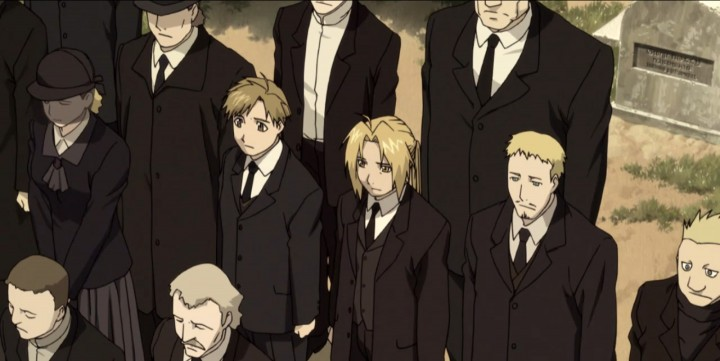 Fullmetal Alchemist Sad-End
