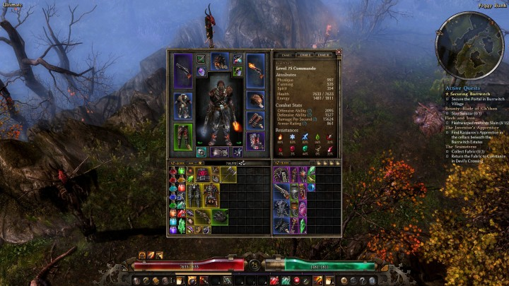 Grim Dawn new-character