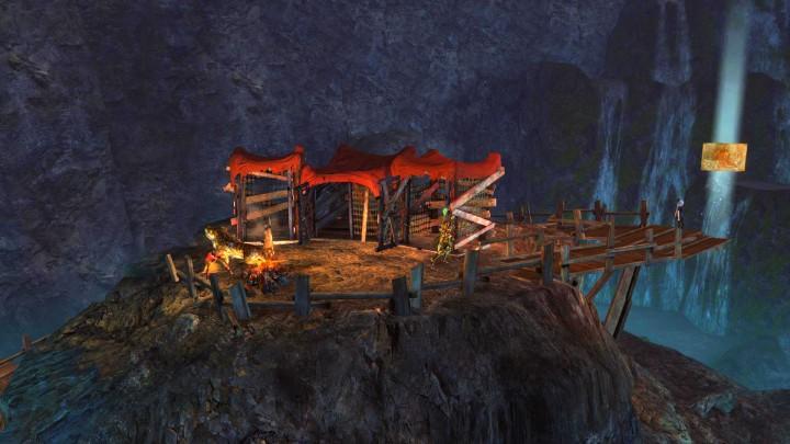 Guild Wars 2 Bandithaunt Cavern