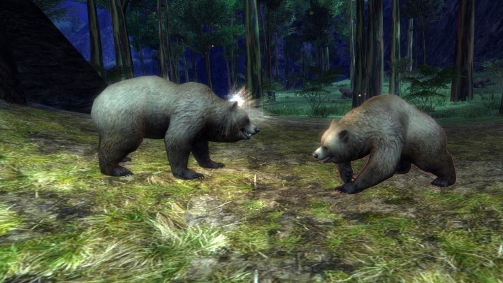 Guild Wars 2 Bear vs Bear