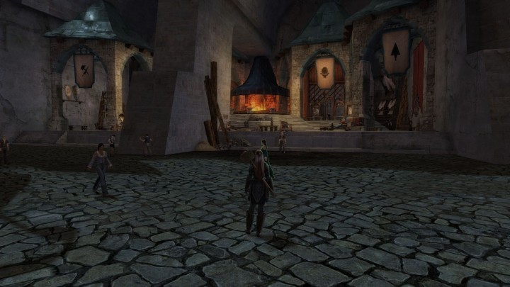 Guild Wars 2 Crafting Area