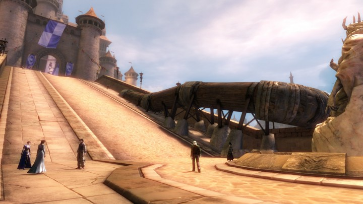 Guild Wars 2 Grenth High Road
