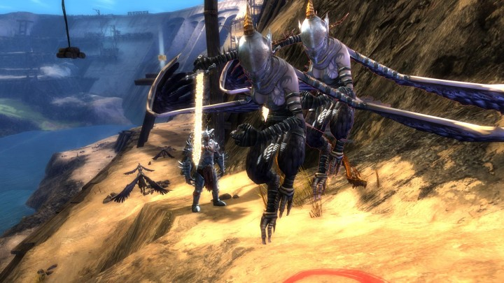 Guild Wars 2 Harpies