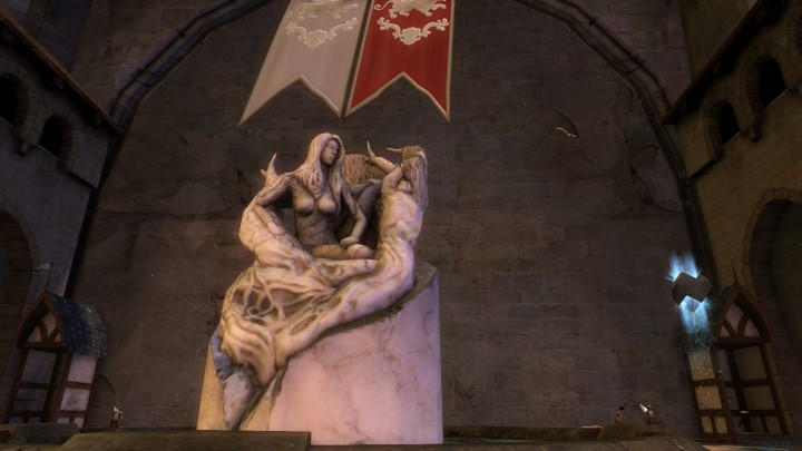 Guild Wars 2 Melandru Statue