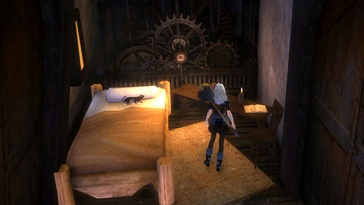 Guild Wars 2 Mill Bedroom