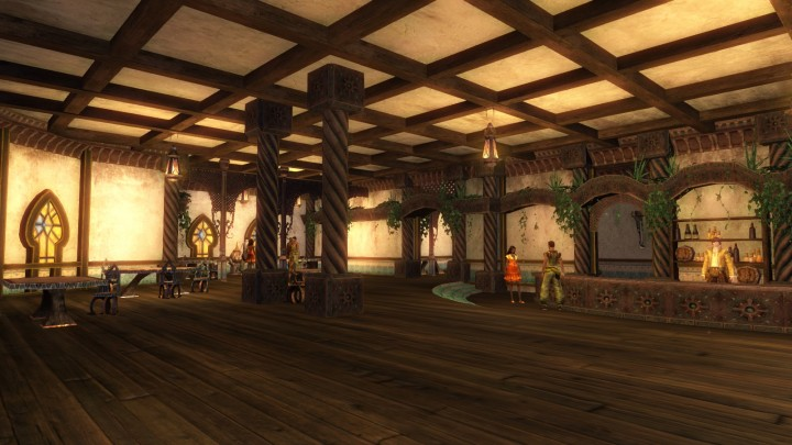 Guild Wars 2 Ossan Tavern