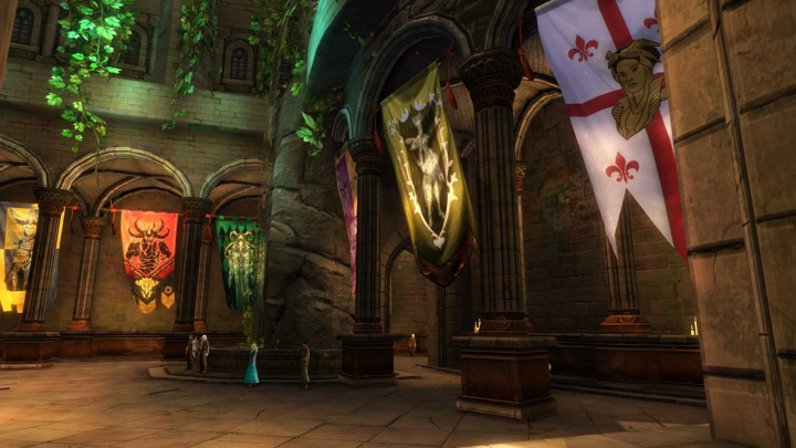 Guild Wars 2 Palace Shrine