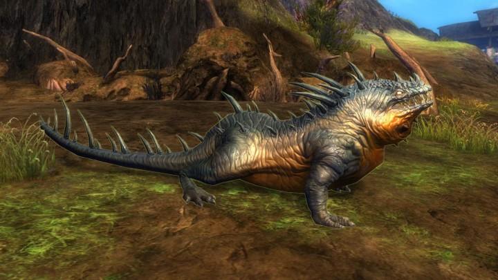 Guild Wars 2 River Drake