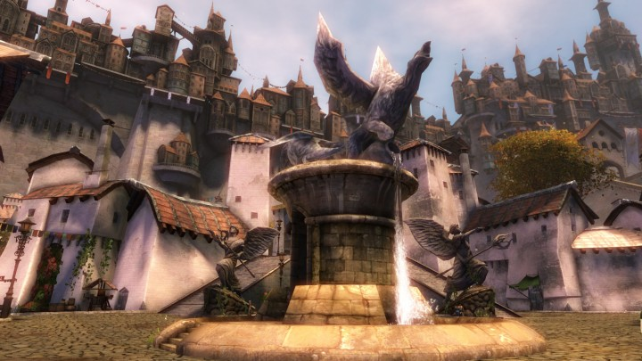 Guild Wars 2 Rurikton Fountain