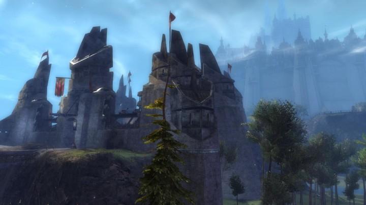 Guild Wars 2 Shaemoor Garrison Vista