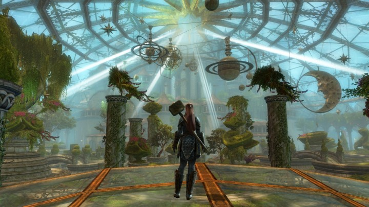 Guild Wars 2 The Upper City