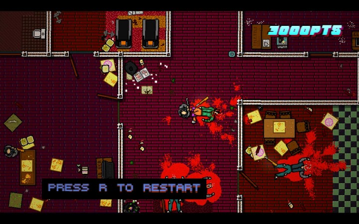 Hotline Miami 2 death