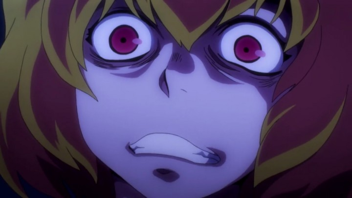 Overlord scared