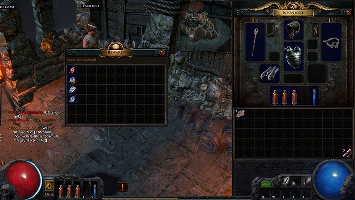 Path of Exile Skill Gems
