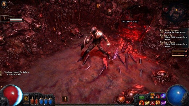 Path of Exile The Belly of the Beast
