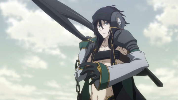 Rokka no Yuusha goldof