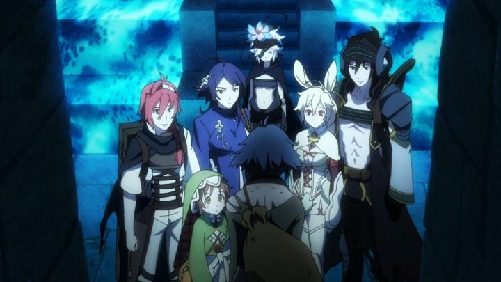 Rokka no Yuusha seven-braves