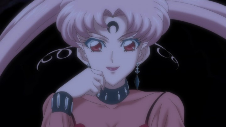 Sailor Moon Crystal blacklady