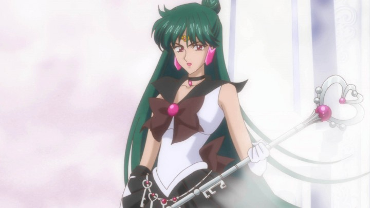 Sailor Moon Crystal pluto