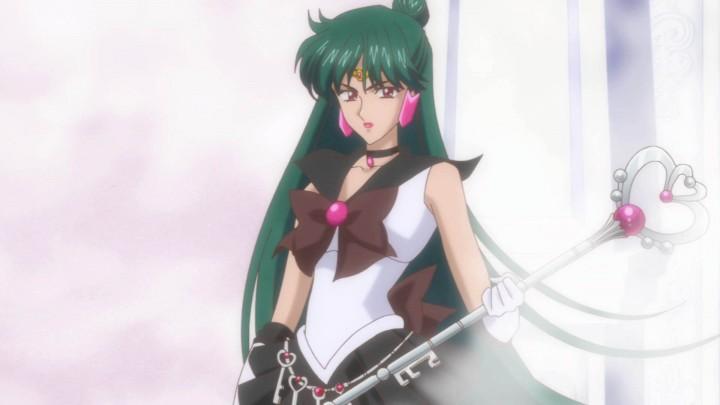 Sailor Moon Crystal pluto