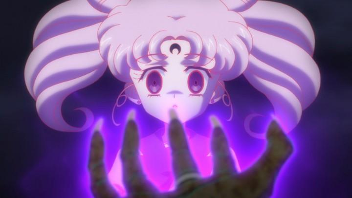 Sailor Moon Crystal wiseman_chibiusa