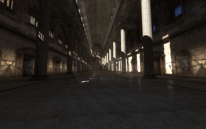 The Talos Principle room
